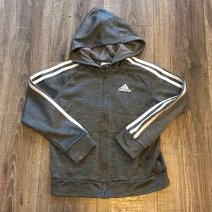Adidas Hoodie Size 8